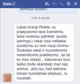 Dalia -atsiliepimas