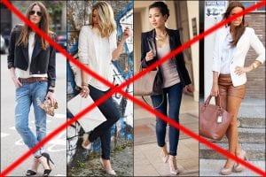 3 didžiausios aprangos klaidos, kurias daro vienišos moterys… (plius – akis atveriantis TESTAS!)
