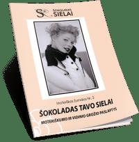 Nr 3 - sokoladas sielai - leidinys