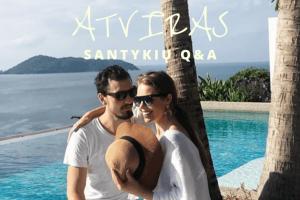 ATVIRAS SANTYKIŲ Q&A: seksas, vestuvės, pavydas, konfliktai ir kiti provokuojantys klausimai…