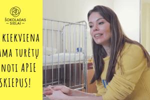 KĄ KIEKVIENA MAMA TURĖTŲ ŽINOTI APIE SKIEPUS! (Tikra patirtis po ligoninės su vaiku)